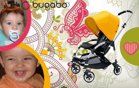 """""""Elegancia y color"""" en el #Moodboard de Blog de una mamá desesperada con Bugaboo #Bee #amarillo para #quieroserembajador #atodocolor #bugabooespana @BugabooES @Madresfera"""