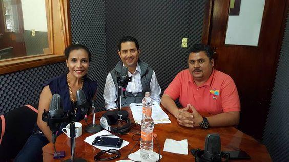 Entrevista con el alcalde Omar Jalil Flores Majul, en Radio y Televisión de Guerrero, para dar a conocer a la ciudadanía las obras que se están realizando en beneficio de la ciudadanía, así como las acciones en materia de promoción turística. #ResultadosQueTransforman