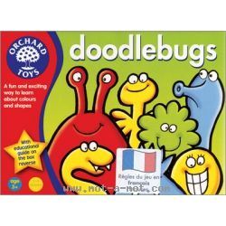 Doodlebugs : une sorte de UNO simplifié
