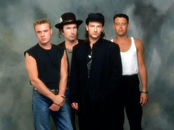 U2 Joshua Tree Era