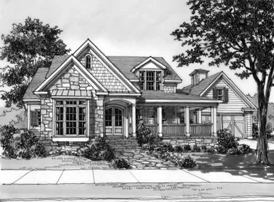Pinterest the world s catalog of ideas for Stone creek house plan