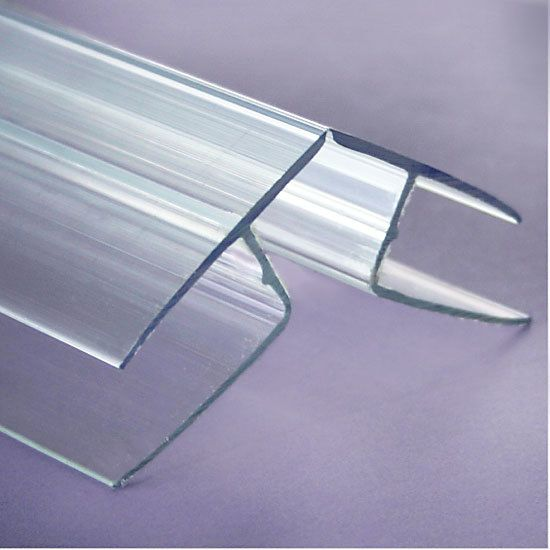 16mm Polycarbonate Corner Ridge Cap Clear 12 Ft Ridge Cap Polycarbonate Roof Cap