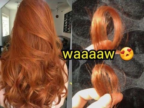 أشقر نحاسي راااائع يخرج نفس لون الصورة اللون المفضل للنجمات التركيات ديريه وحدك و كوني نجمة Youtube Long Hair Styles Hair Styles Hair