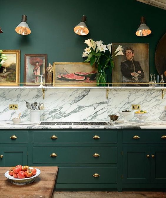 4 Dramatic Kitchen Updates We Are Loving For Fall ...