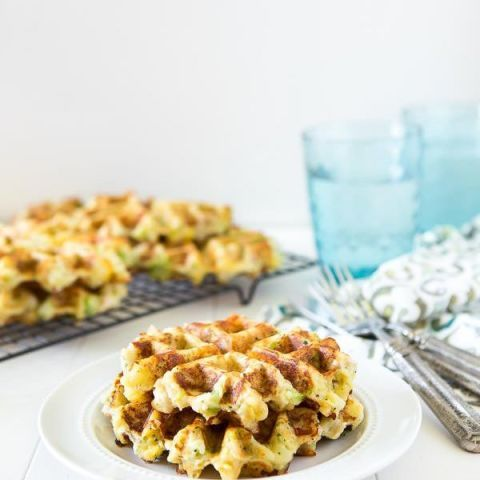 Proof Potatoes Were Made For The Waffle Iron