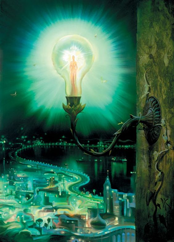 Russian Salvador Dali: Surrealistic paintings by Vladimir Kush - 22