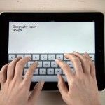 Unseen benefits of tablet computing.