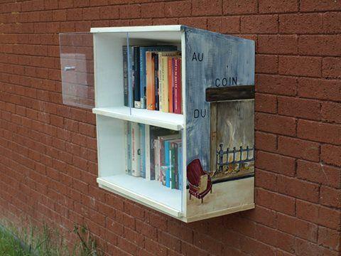 boîte à livres Gembloux 10