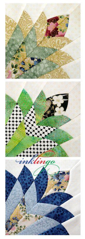 Cleopatra s fan http lindafranz com shop cleopatras fan quilt