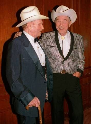 Gene Autry and Roy Rogers at the Gene Autry Western Heritage Museum ...: