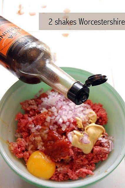 How to Make Homemade Hamburgers! My Way