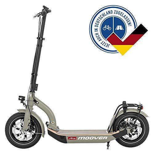 Amazon Campingzubehor E Scooter Freizeit Roller Scooter Metz Moover Escooter Zulassungde Legal Si Elektroroller Roller Tretroller