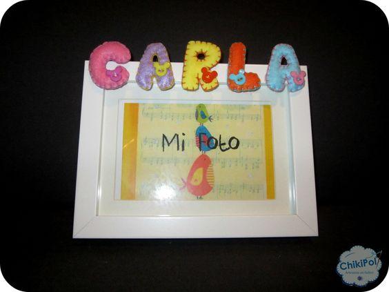ChikiPol: Marcos de Fotos para Carla by ChikiPol