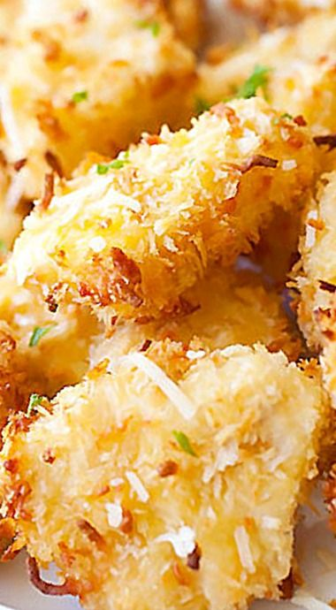 Best recipe for baked chicken nuggets
