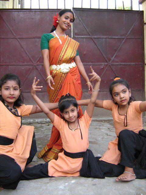 Thanks to sponsorship, former sponsored child Soma in Kolkata, India, runs a successful business and is pursuing her love of classical Indian dance.