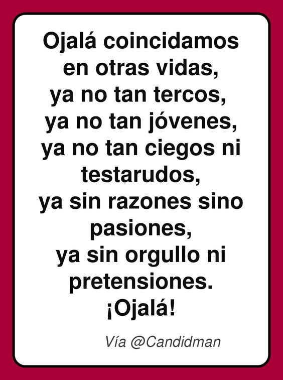 Sueños, Citas, Pensamientos, Quotes y Reflexiones. Búscame en Facebook: https://www.facebook.com/pages/Tengo-el-Alma-de-Colores/240330932802882: