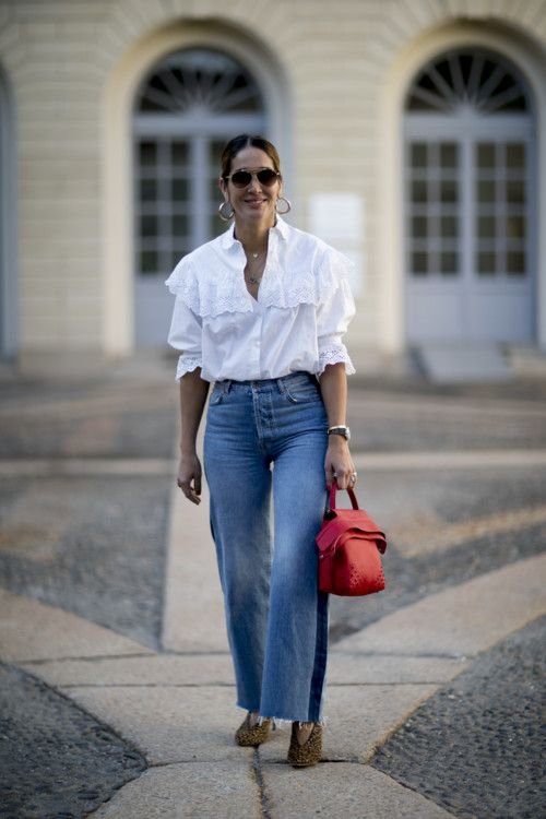 100 streetstyle-образов на Неделе моды в Милане | Vogue Ukraine
