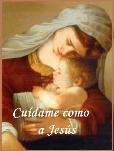 Bajo tu amparo nos acojemos Santa Madre de Dios !!!!