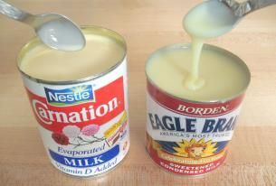 How to Make Your Own Sweetened Condensed Milk: Bought Condensed, Diy Food, Sweetened Condensed Milk, Recipe Equals, Cooking Tips, Eagle Brand Milk