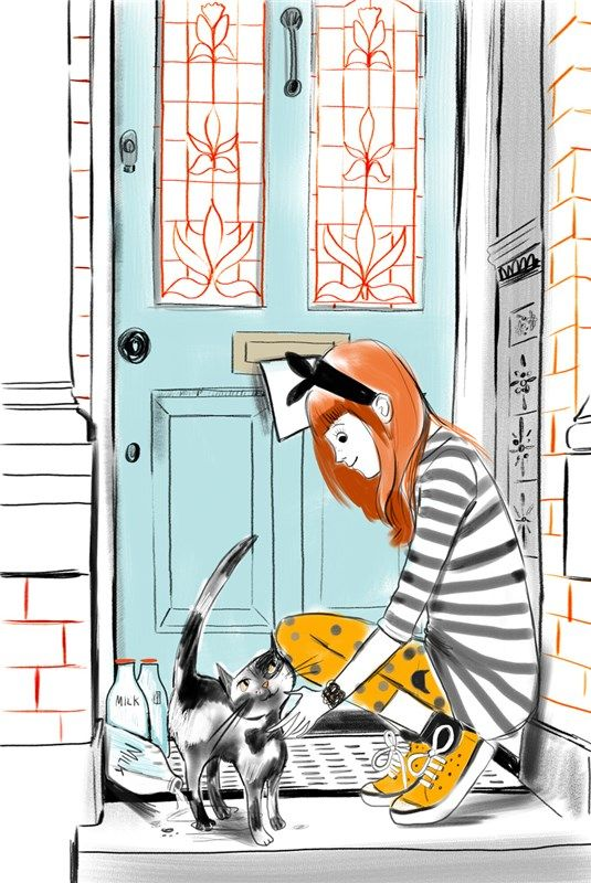 Lucy truman illustration professional illustrator greeting cards lucy truman illustration professional illustrator greeting cards prints store illustration 20 pinterest illustrators prints and illustrations m4hsunfo