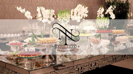 Doces Finos Curitiba | Nicolle Tullio Doces Finos | Empresa especializada em Doces finos e bolos! Entre em contato conosco e conheça nosso trabalho!!!
