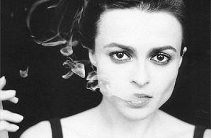 elena Bonham carter ...what a lady...