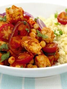 @Anna Roig 's beautiful Moroccan Quorn Tagine from our recipe book!