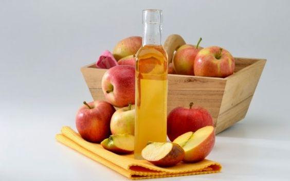 Asi se hace el vinagre de sidra de manzana en casa, un remedio casero para todo uso ~ ConSalud.info