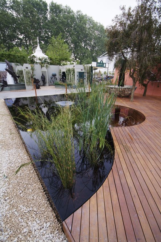 Chelsea flower show durie design projects pinterest for Jamie durie garden designs