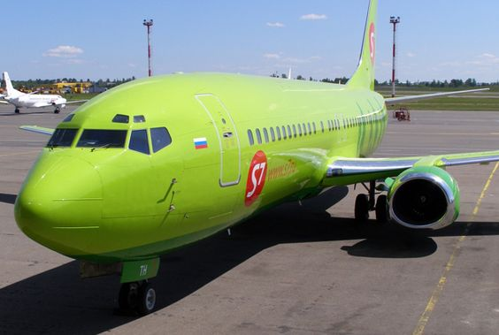 S7 Airlines http://jamaero.com/airlines/Airline-Sibir_S7_Airlines-Rossiya