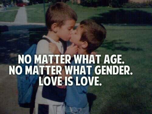 Love Is Love Gay Pride Quotes