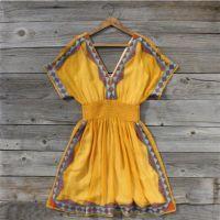 LOVE: Dandelion Dress, Cute Dresses, Dress Spool, Dress Summer, Clothing Displays, Yellow Summer Dresses, Fall Dresses, Little Girl Dresses