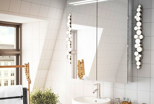 Us Furniture And Home Furnishings Ikea Bathroom Lighting Ikea