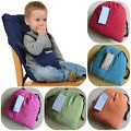 Portable Travel Baby Kid Toddler Feed...