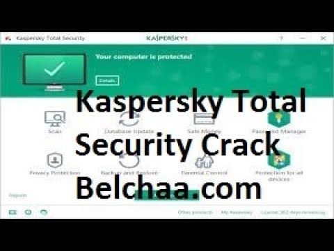 Kaspersky Total Security 2019 License key Lifetime Crack