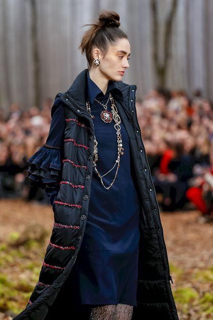 Chanel Ready To Wear Fall Winter 2018 Paris