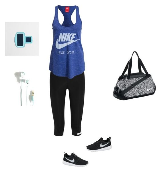 Sport 1 by anjapolanco on Polyvore featuring polyvore, ファッション, style, NIKE, adidas, J.Crew, fashion and clothing