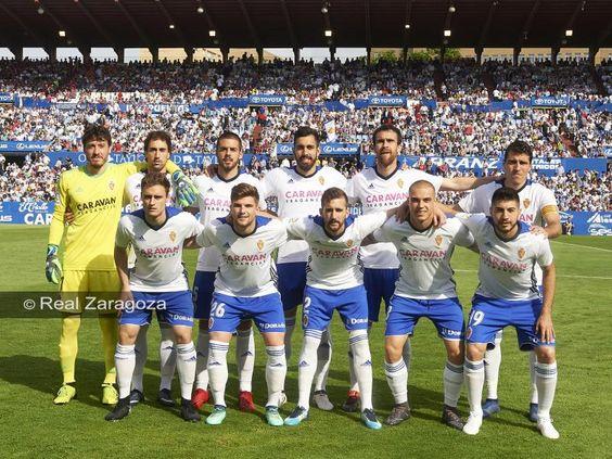 20.5.2018 – LIGA 2ªDIV. 2017/18 – JORNADA Nº 40 PARTIDO OFICIAL Nº 3378 Real Zaragoza REAL ZARAGOZA 4-1 ALBACETE