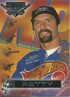 Kyle Petty Wheels High Gear 1998 Card No. 15  Nascar  http://www.webstore.com/store,pgr,Motor-Racing,category,1551,parent_id,181753,user_id,shop