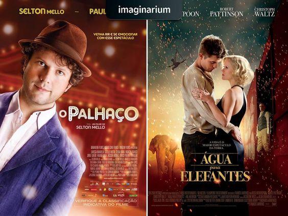 Tem circo na telinha? Tem sim, senhor! Vem pro blog conferir essa lista de filmes com tema circo que você não pode deixar de assistir: http://goo.gl/OO1wKT