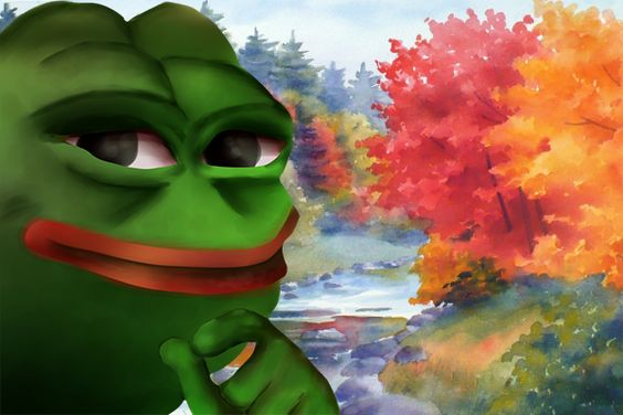 Pepes for everyone.