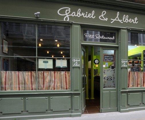 Restaurant Gabriel et Albert - Bistrot - Bordeaux