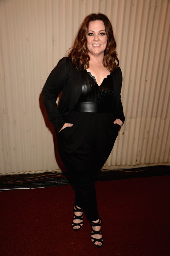 Melissa McCarthy-She. Is. Awesome.