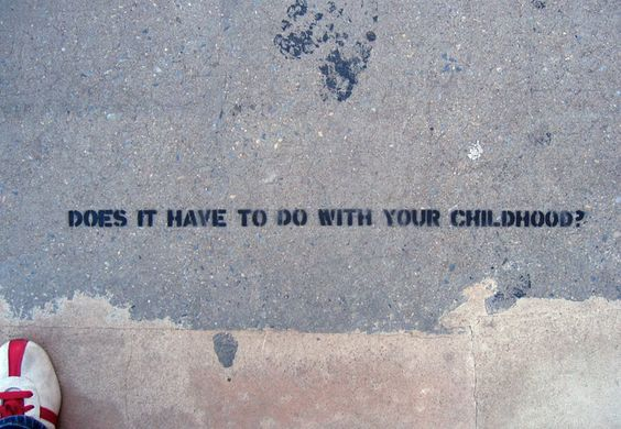 Sidewalk Psychiatry by Candy Chang