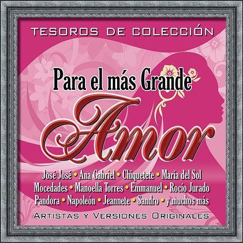 Various Artists - Tesoros De Colección - Para el más Grande Amor [AAC M4A / MP3] (2012)  Download: http://dwntoxix.blogspot.cl/2016/07/various-artists-tesoros-de-coleccion.html