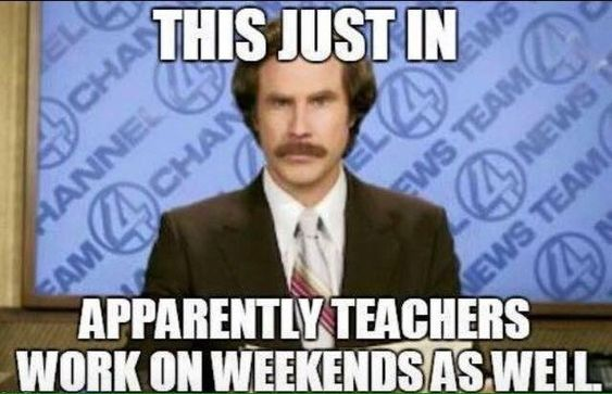 Community Post: The 61 Best Teacher Memes On The Internet: