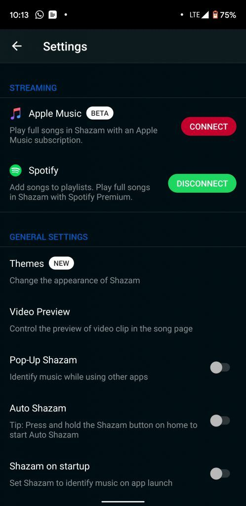 Apple Music Kini Diintegrasikan Dalam Aplikasi Shazam Music Integration Music App Apple Music