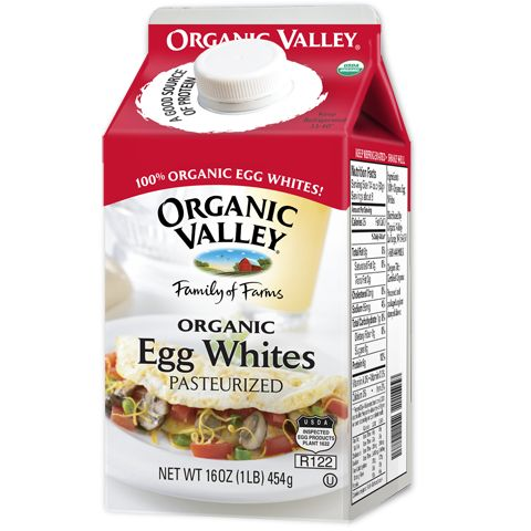 Organic Vakkey (brand) Egg Whites, Pasteurized rated best for ...