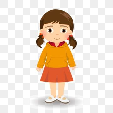 Vector Cartoon Free Buckle Girl Vector Cartoon Free Buckle Png And Vector With Transparent Background For Free Download Logo Design Free Templates Free Photo Frames Black And White Cartoon