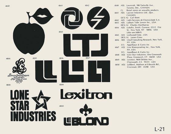 L-21 / World of Logotypes